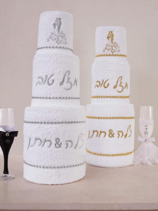 עוגת מגבת