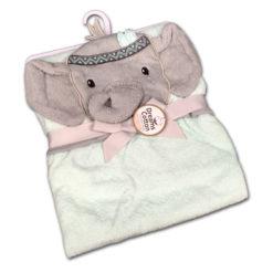 מגבות תינוק חיבוקי קפוצ'ון פיל