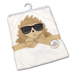 מגבות תינוק חיבוקי קפוצ'ון קיפוד