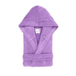 חלוקי מגבת לילדים סגול לילך